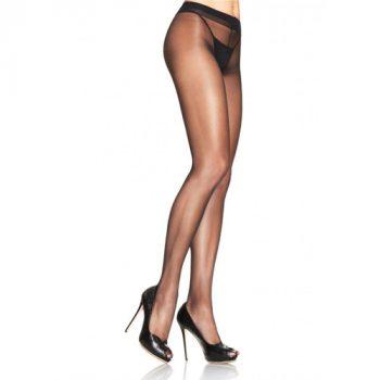 Basic Panty - Zwart|