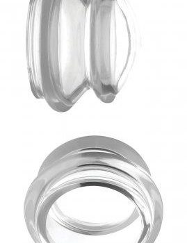 Clear Plungers Tepelzuigers - Large|