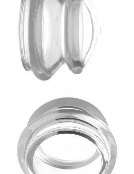 Clear Plungers Tepelzuigers - Small|