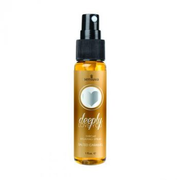 Deeply Love You Throat Relaxing Spray - Salted Caramel|