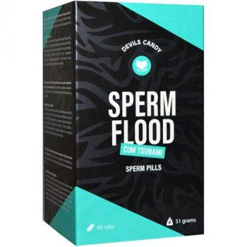 Devils Candy Sperm Flood|