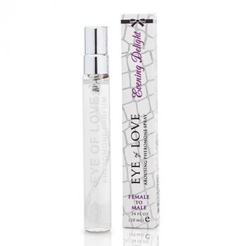 EOL Body Spray Met Feromonen Vrouw Tot Man - 10 ML|