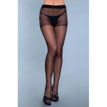 Everyday Wear Kruisloze Panty - Zwart|