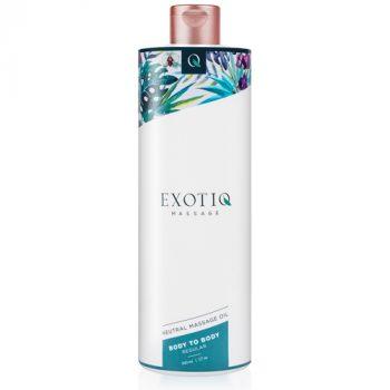 Exotiq Body To Body Oil - 500 ml|
