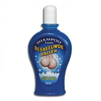 Fun Shampoo - Besneeuwde Ballen|