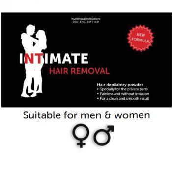 Intimate Hair Removal Ontharingspoeder|
