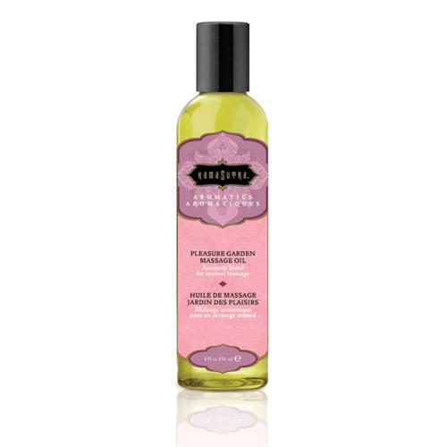 Kamasutra Aromatic Pleasure Garden Massage-Olie|
