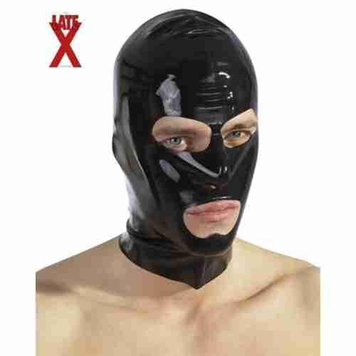 Latex masker|