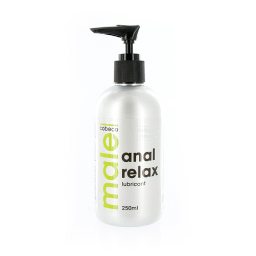 MALE - Anal Relax Lubricant (250ml)|