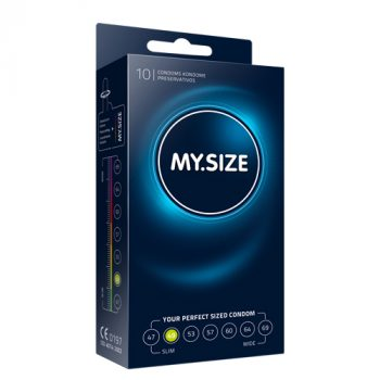 MY.SIZE 49 mm Condooms 10 stuks|
