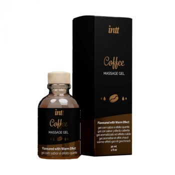 Massage Gel - Coffee|