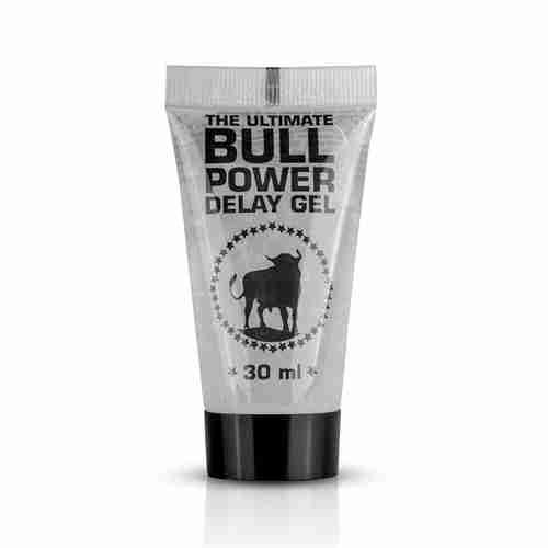Orgasme Vertragende Gel - Bull Power 