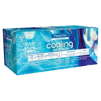 Pasante Cooling Sensation Condooms - 144 stuks|