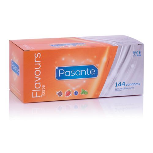Pasante Flavours condooms - 144 stuks|