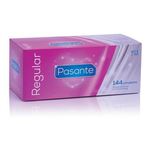Pasante Regular condooms - 144 stuks|