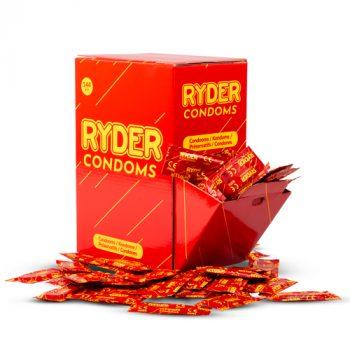 Ryder Condooms - 144 Stuks|