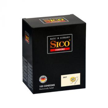 Sico Dry Condooms - 100 stuks|
