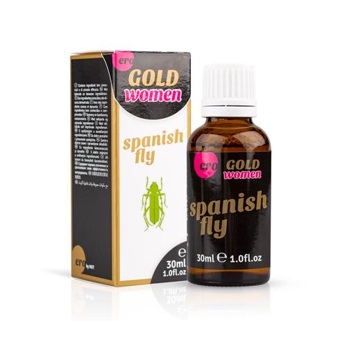 Spanish Fly lustopwekker voor vrouwen - Gold strong 30 ml|