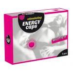 Stimulerende energie capsules voor vrouw|