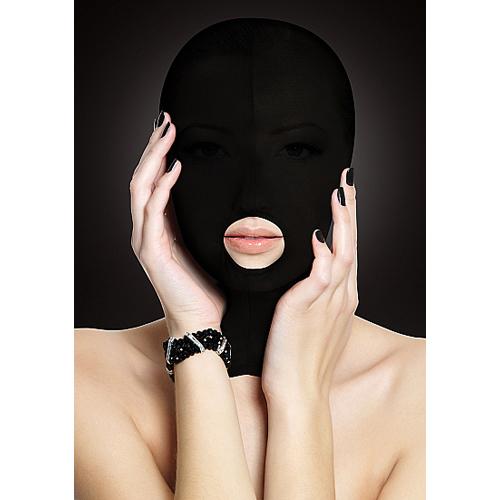 Subversion Masker - Zwart|