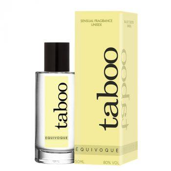 Taboo Equivoque Parfum Unisex 50 ML|