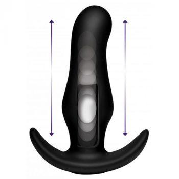 Thump-It Stotende Prostaat Buttplug|
