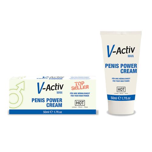 Vitaliserende penis crème 50 ml|