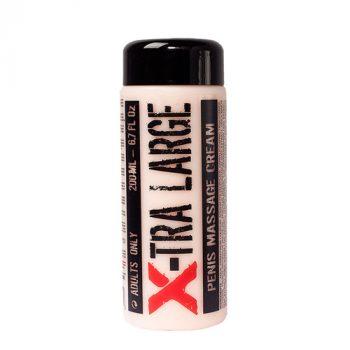 X Large Penis Massage Crème|