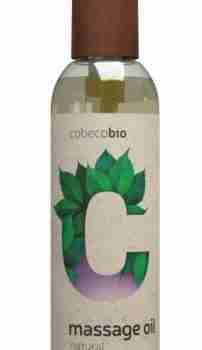 Cobeco Bio - Natural Massage Olie - 150ml|