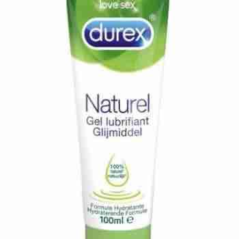 Durex Glijmiddel Natural Waterbasis - 100 ml|