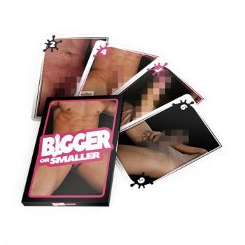 Erotisch Spel - Bigger or Smaller Game|