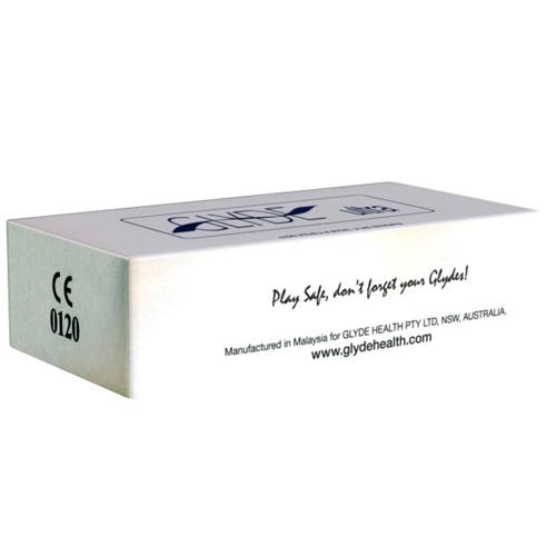 Glyde Ultra Natural Condooms - 100 stuks|