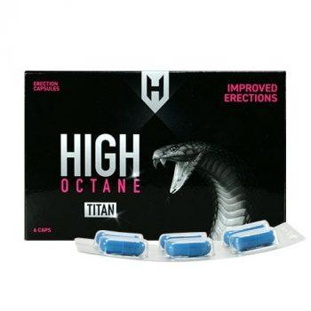 High Octane Titan Erectie Erectiepillen|