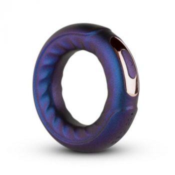 Hueman - Saturn Vibrerende Cock/Ball Ring|