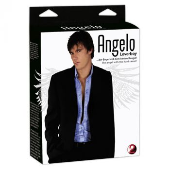 Loverboy Angelo Opblaaspop|