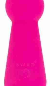 Mini Swan Pawn Vibrator - Roze|