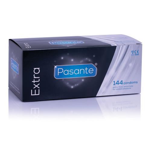 Pasante Extra Condooms - 144 stuks|