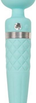 Pillow Talk - Sultry Dubbele Vibrator - Teal|