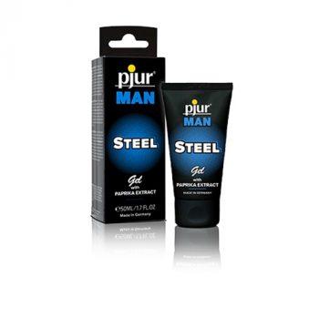 Pjur Man Steel Cream - 50 ml|