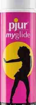 Pjur MyGlide Stimulerend Glijmiddel - 100 ml|