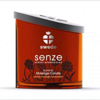 Swede - Blissful Massagekaars- 150 ml 